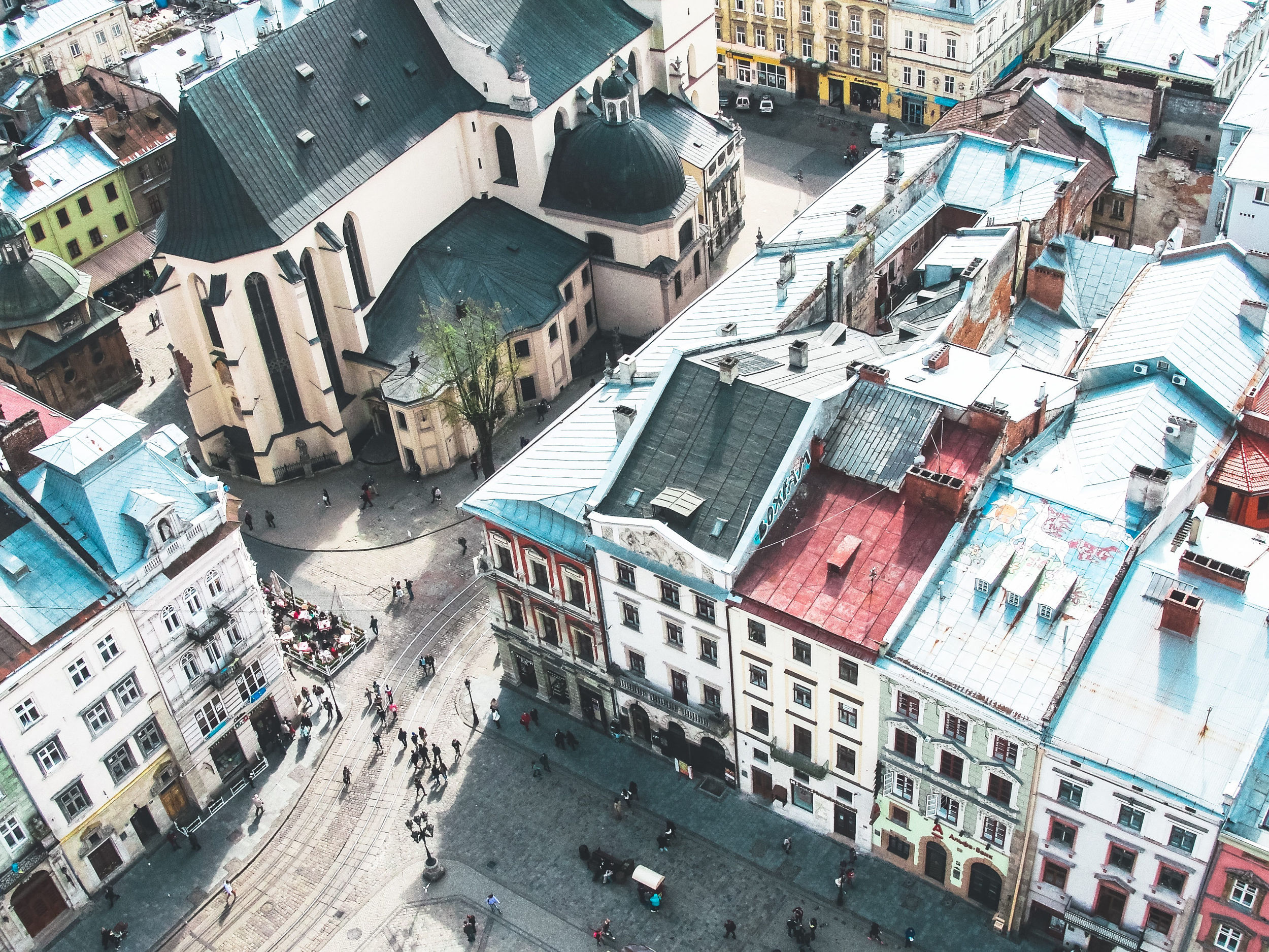 Lviv, Ukraine (Photo: John-Mark Kuznietsov)