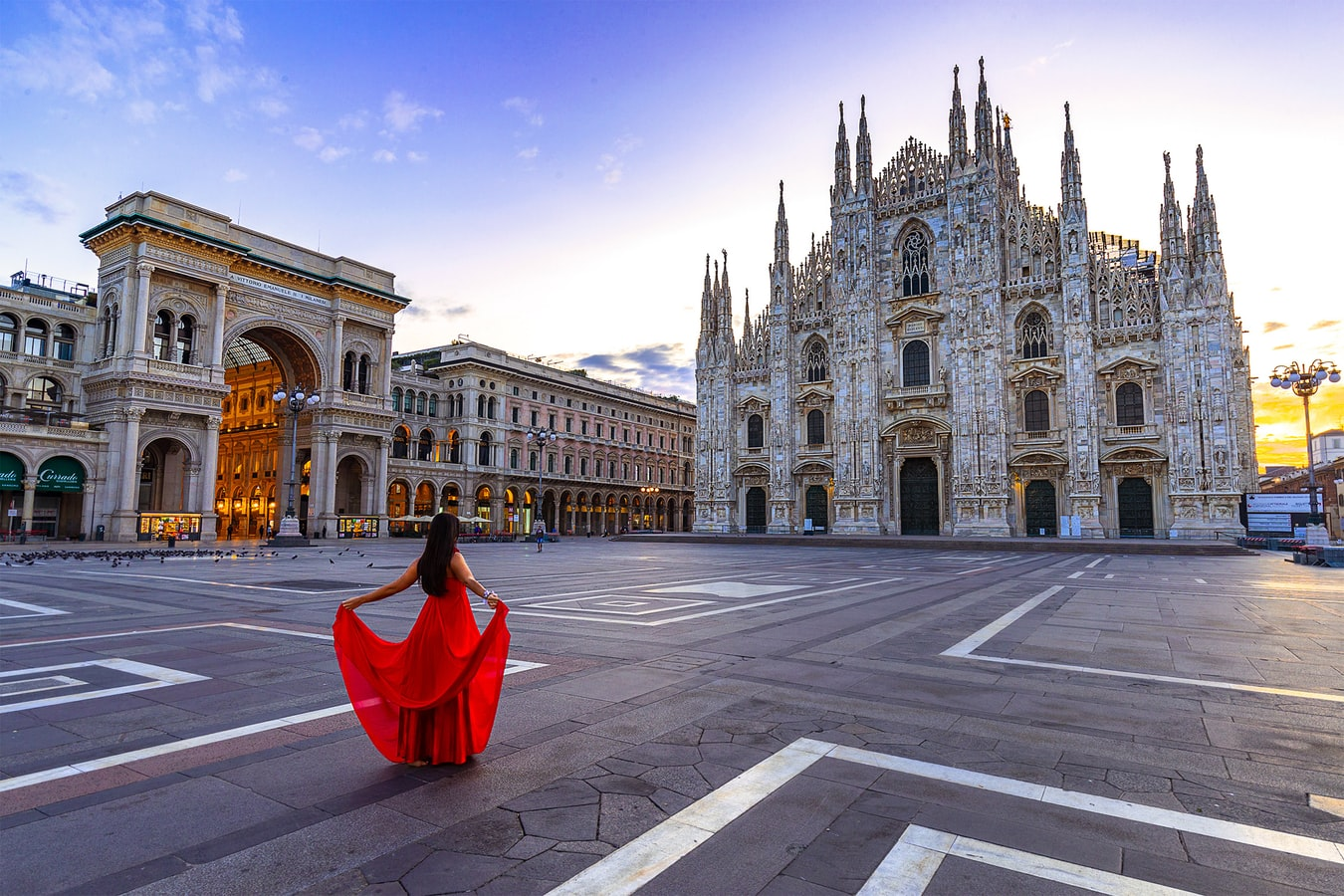 Metropolitan City of Milan, Italy (Photo: Daniil Vnoutchkov)